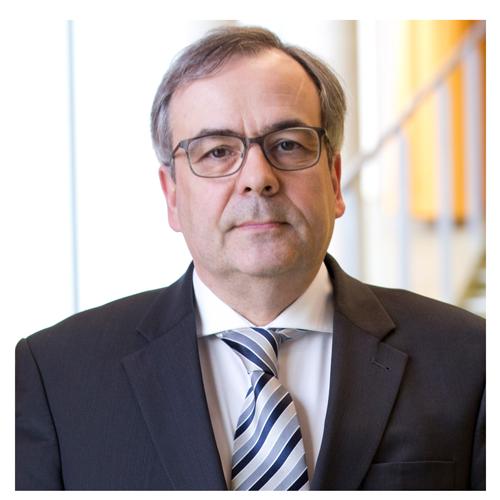 Portrait Prof. Dr. Reiner Finkeldey