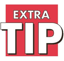 Logo Extra Tip