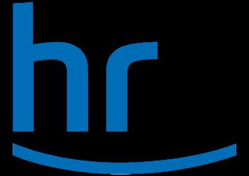 Logo hr - Hessischer Rundfunk